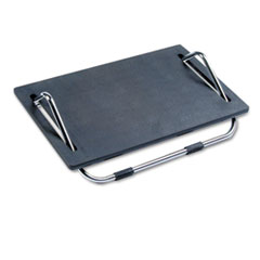 Ergo-Comfort Adjustable Footrest, 18-1/2w x 11-1/2d x 5h, Black