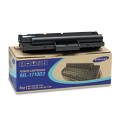 ML1710D3 Toner/Drum, 3000 Page-Yield, Black