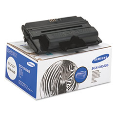 SCXD5530B Extra High-Yield Toner, 8000 Page-Yield, Black
