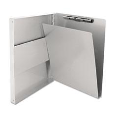 "MotivationUSA * Snapak Aluminum Forms Folder, 1/2"" Capacity, Holds 8-1/2w x 12h, Silve at Sears.com"