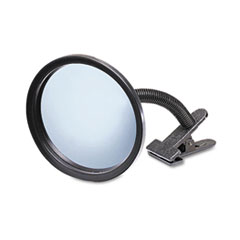 "Portable Convex Security Mirror, 7"" dia."