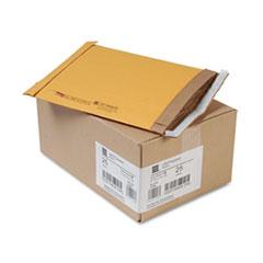 Jiffy Padded Self-Seal Mailer, #4, 9 1/2 x 14 1/2, Natural Kraft, 25/Carton