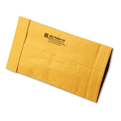 Jiffy Padded Mailer, Side Seam, #00, 5 x 10, Natural Kraft, 250/Carton