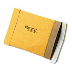 Jiffy Padded Self Seal Mailer, #0, 6 x 10, Natural Kraft, 250/Carton