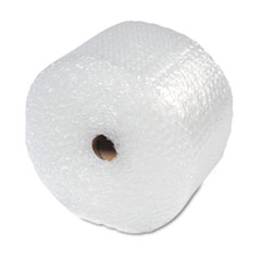 BUBBLE WRAP CUSHIONING MATERIAL IN DISPENSER BOX,