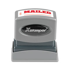 COU ** Title Message Stamp, MAILED, Pre-Inked/Re-Inkable, Red at Sears.com