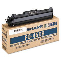 FO45DR Drum Cartridge, Black