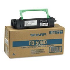 FO50ND Toner/Developer Cartridge, 6000 Page-Yield, Black