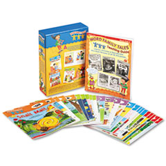 Word Family Tales Teaching Guide, Grades Pre K-2, Softcover, 16 Pages