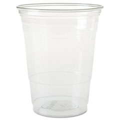 MotivationUSA * Plastic Party Cold Cups, 16 oz., Clear, 20 Packs of 50, 1000/Carton at Sears.com