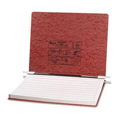 "PRESSTEX Covers w/Storage Hooks, 6"" Cap, 14 7/8 x 11, Red"