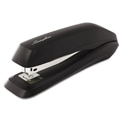 Standard Strip Desk Stapler, 15-Sheet Capacity, Black