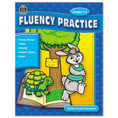 Fluency Practice Set, Three Books, Grades 1-8