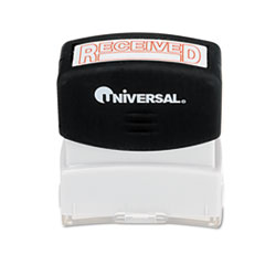 COU ** Message Stamp, RECEIVED, Pre-Inked/Re-Inkable, Red at Sears.com