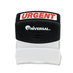 COU ** Message Stamp, URGENT, Pre-Inked/Re-Inkable, Red at Sears.com