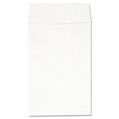 Tyvek Envelope, 6 x 9, White, 100/Box
