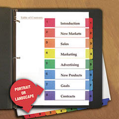 Use Avery Templates To Customize Discount 3 Ring Binders