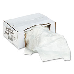 High-Density Shredder Bags, 16 gal Capacity, 100/Box
