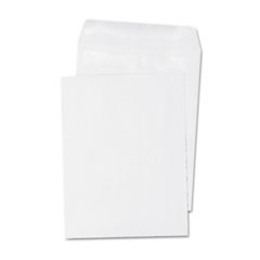 Self Seal Catalog Envelope, 12 x 15 1/2, White, 100/Box