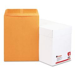 Catalog Envelope, Side Seam, 9 1/2 x 12 1/2, Brown Kraft, 250/Box