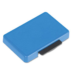 MotivationUSA * T5440 Dater Replacement Ink Pad, 1 1/8 x 2, Blue at Sears.com