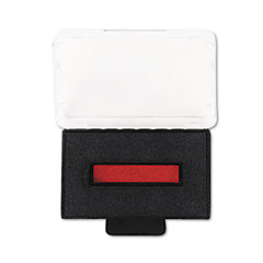 T5440 Dater Replacement Ink Pad, 1 1/8 x 2, Blue/Red USSP5440BR