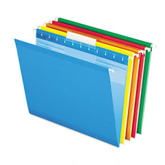 Letter Size Colored Hanging Files