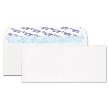 WESTVACO Grip-Seal Business Envelope, 4 1/8 x 9 1/2, 24 lb, White, 250/Box at Sears.com