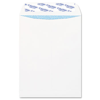 WESTVACO Grip-Seal Security Tinted Catalog Envelopes, 9 x 12, 28lb, White Wove, 100/Box at Sears.com
