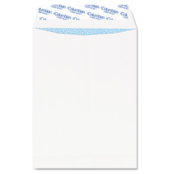 WESTVACO Grip-Seal Security Tinted Catalog Envelopes, 10 x 13, 28lb, White Wove, 100/Box at Sears.com