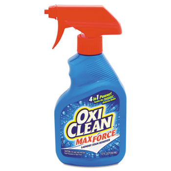 CHURCH & DWIGHT CO., INC Max Force Laundry Stain Remover, 12 oz. Trigger Spray Bottle at Sears.com