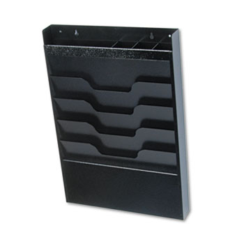 Buddy Products Wall File With Supplies