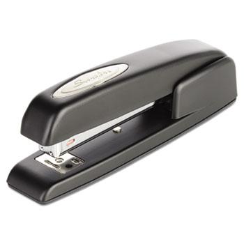 Pilot chrome finish full strip stapler