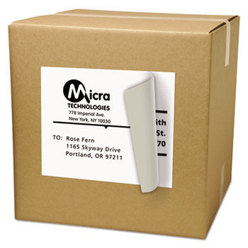 ave5165 avery full sheet labels with trueblock technology