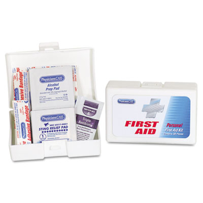 KIT, FIRST AID PERSONAL