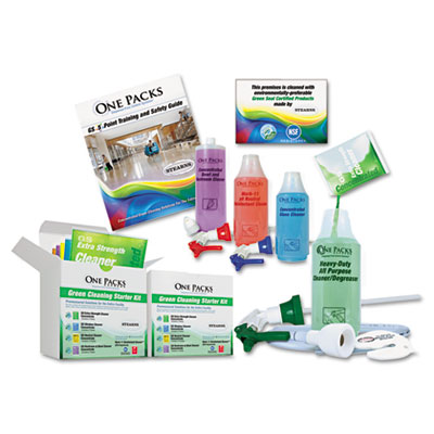 CLEANER, GREEN CLEAN KIT