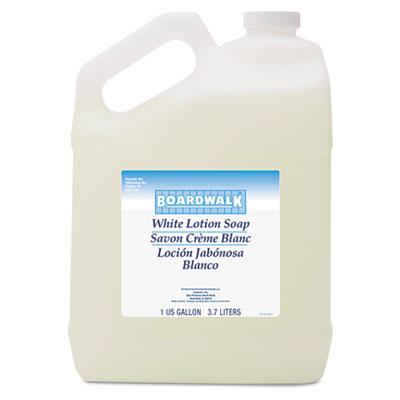 SOAP, WHITE LOTION POUR(Case)