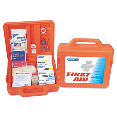 KIT, FIRST AID, WEATHRPRF