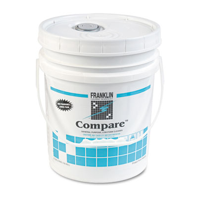 CLEANER, FLR, COMPARE, 5GL
