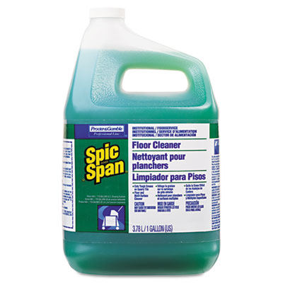 CLEANER, SPIC&SPAN, GAL