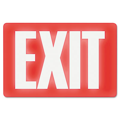 SIGN, EXIT,  8