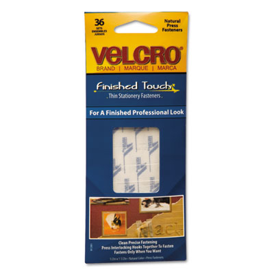 Hook to Hook Fasteners, Clear