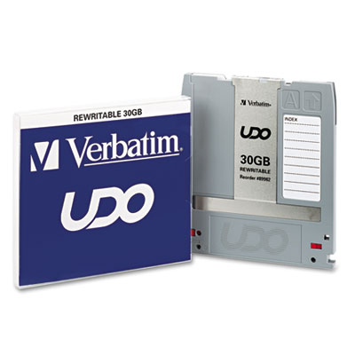 UDO Rewritable Ultra-Density Optical Cartridge, 30GB