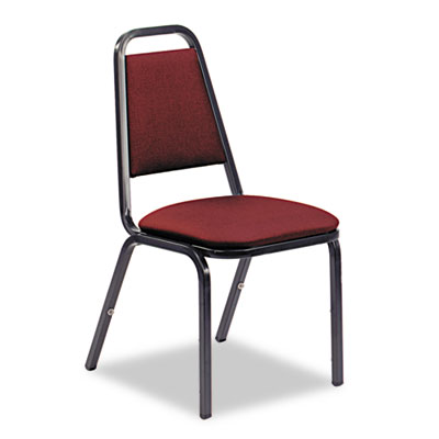 8926 Series Vinyl Upholstered Stack Chair, 18w x 22d x 34-1/2h,