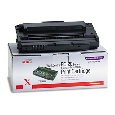 013R00601 Toner, 3500 Page-Yield, Black