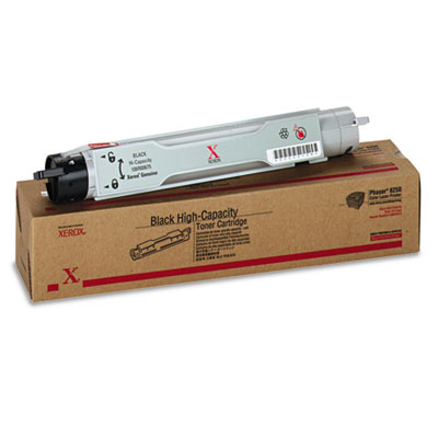 106R00675 High-Yield Toner, 8000 Page-Yield, Black