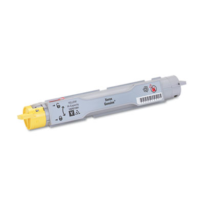 106R01084 High-Yield Toner, 7000 Page-Yield, Yellow