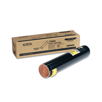 106R01162 Toner, 25000 Page-Yield, Yellow