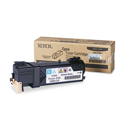 106R01278 Toner, 1900 Page-Yield, Cyan