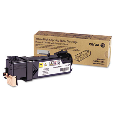 106R01454 Toner, 3100 Page-Yield, Yellow